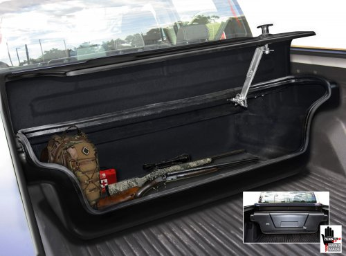 Gun case for hunters/toolbox