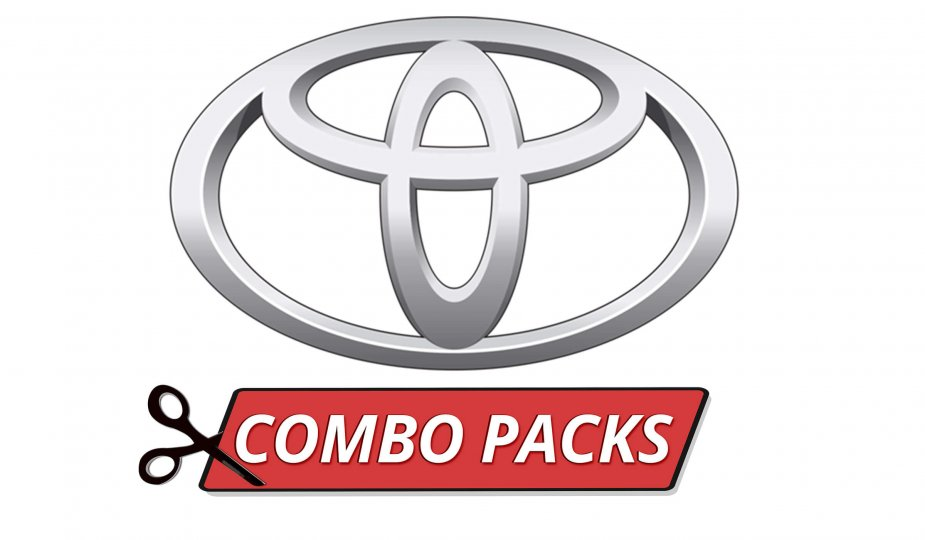 TOYOTA HILUX |COMBO PACKS|